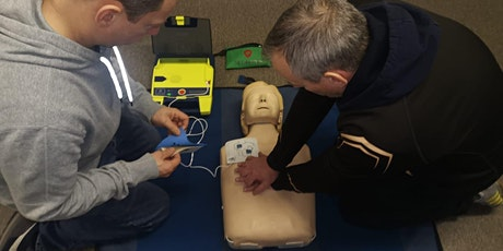 Level 3 Award in Emergency First Aid at Work (RQF) tickets