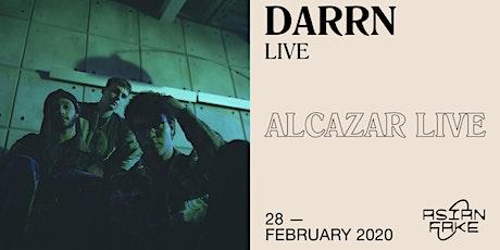 DARRN live at Alcazar biglietti