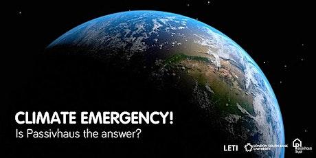 LSBU CLIMATE EMERGENCY DEBATE (APRIL 2020) tickets
