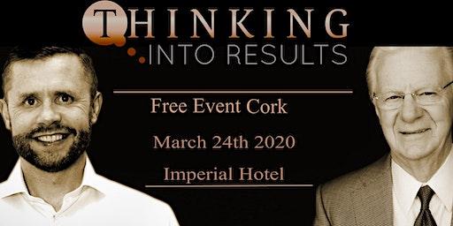 Bob Proctor Seminar with Joseph Costello - Thinking into Results (Cork)