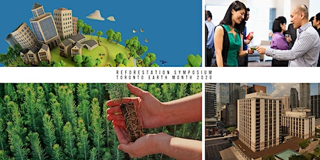 Reforestation Symposium 2020: Meet Eco-Friendly Leaders for Earth Month tickets