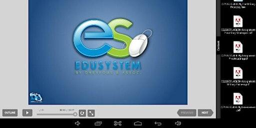 Orientación sobre módulos de Edusystem y D- Genius con el personal de Dreyfous los días 5 y 6 de marzo
