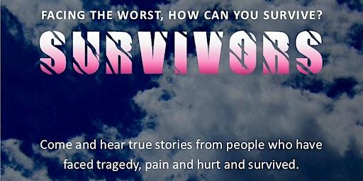 SURVIVORS:  Surviving Loss at the hands of a Terrorist