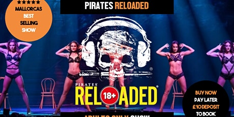 Pirates Reloaded Show 2020 tickets