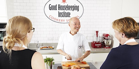 Cookery Class Gift Vouchers for the Good Housekeeping Institute Cookery School  tickets