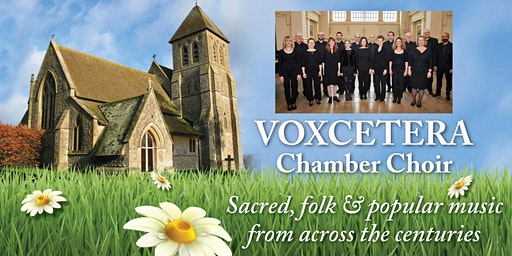 Voxcetera: Sacred, folk & popular music from across the centuries