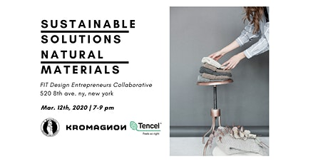 Sustainable Solutions: Natural Materials tickets
