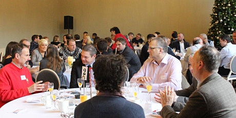 Chamber Networking Breakfast - Bristol April 2020 tickets