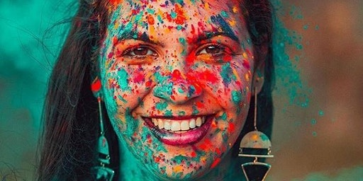 Spring  Holi - Festival of Colours