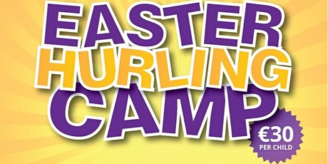 Easter Hurling Camp 2020 tickets