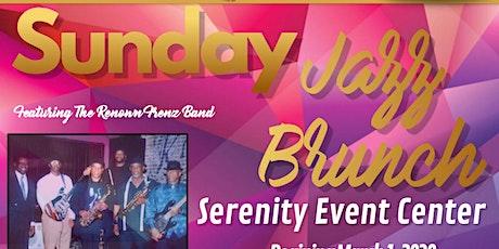 SUNDAY JAZZ BRUNCH tickets