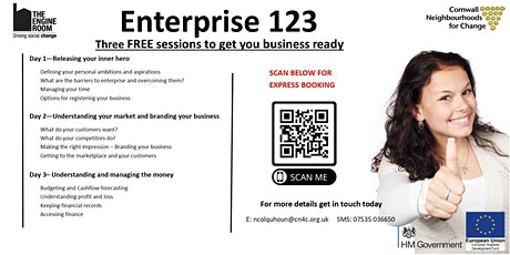 Enterprise 123 tickets