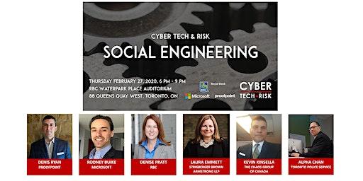 Cyber Tech & Risk - Social Engineering