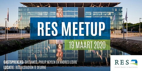 Res Meet Up 2020 @ RAFC billets