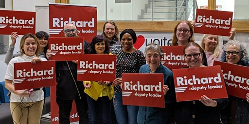 Brighton For Richard Burgon