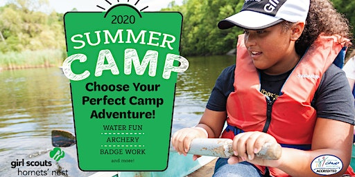 Girl Scout Summer Camp Information Session
