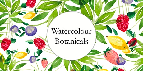 Summer Botanicals: Watercolour Workshop tickets