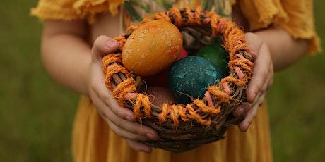 Kids Easter Basket Weaving tickets