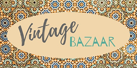Vintage  Bazaar - a monthly vintage fair in Reading town  centre tickets