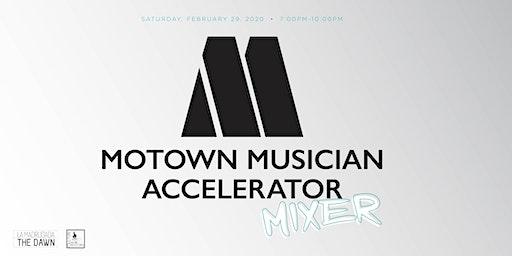 Motown Accelerator Mixer