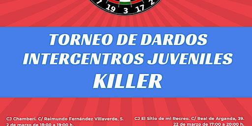 Torneo de dardos KILLER