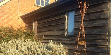Willow Weaving – Wigwams for the garden workshop tickets