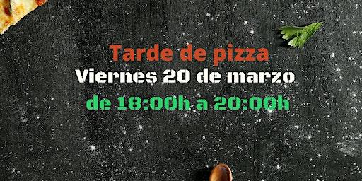 Tarde de pizza
