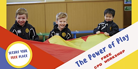 The Power of Play CPD Workshop tickets