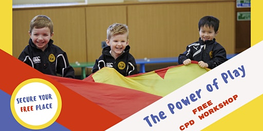The Power of Play CPD Workshop
