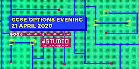 The Studio - GCSE options evening tickets