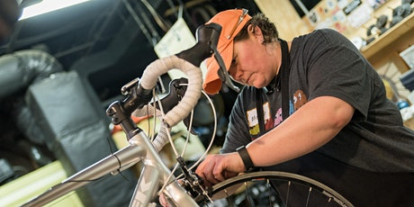 FCW Bike School: Wheel Truing and Brake Adjustment tickets