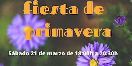 Fiesta de la primavera: Flower Power II entradas