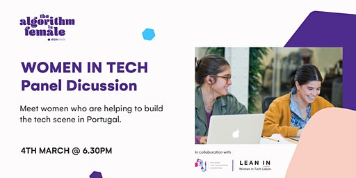 Women in tech | Panel Discussion