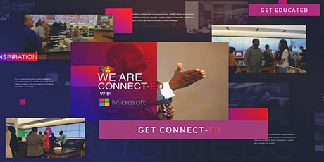 We Are Connect-ED with Microsoft RDU Chapter tickets