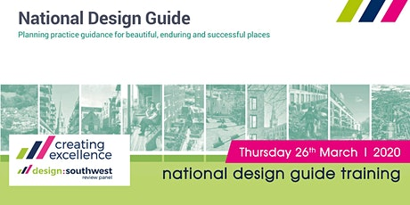 National Design Guide Training tickets