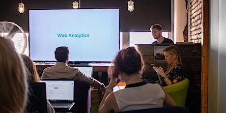 Google Analytics Intermediate Training Day tickets