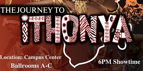 26th annual African Night: The Journey Ithonya tickets