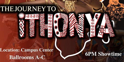 26th annual African Night: The Journey Ithonya