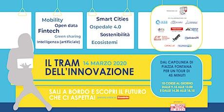 Il Tram dell'Innovazione | Milano Digital Week biglietti