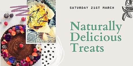 Naturally Delicious Treats tickets