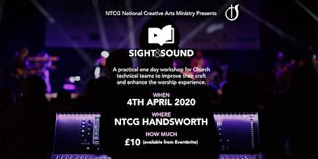 NTCG National Sight & Sound Workshop 2020 tickets