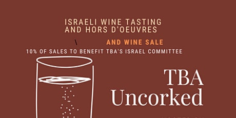 TBA Uncorked tickets