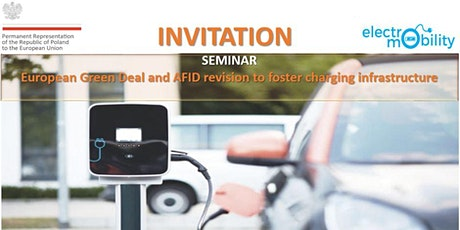 European Green Deal and AFID revision to foster charging infrastructure tickets