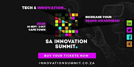SA Innovation Summit 2020 tickets