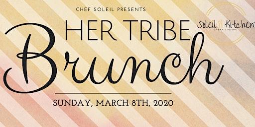 Her Tribe Brunch: International Women's Day Event