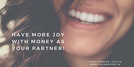 The Money Joy Workshop (Spring2020) tickets