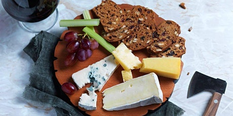 Mother's Day Cheese and Wine Pairing  at The Alchemist tickets