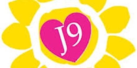 J9 Community Champions training tickets