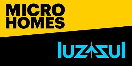 Luz Azul + Micro Homes en concierto tickets