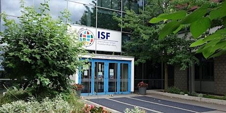 Newcomers Network meets International School Frankfurt tickets